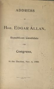 Allan, Edgar (1842–1904)