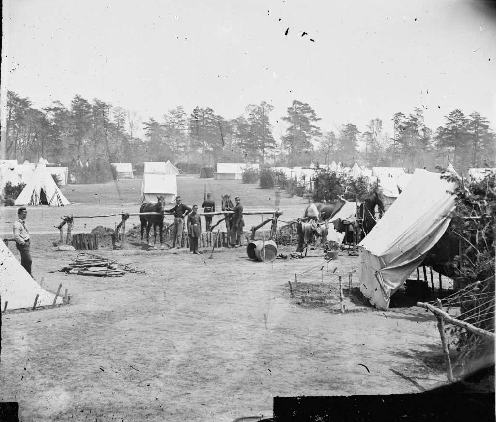 McClellan and the Peninsula Campaign