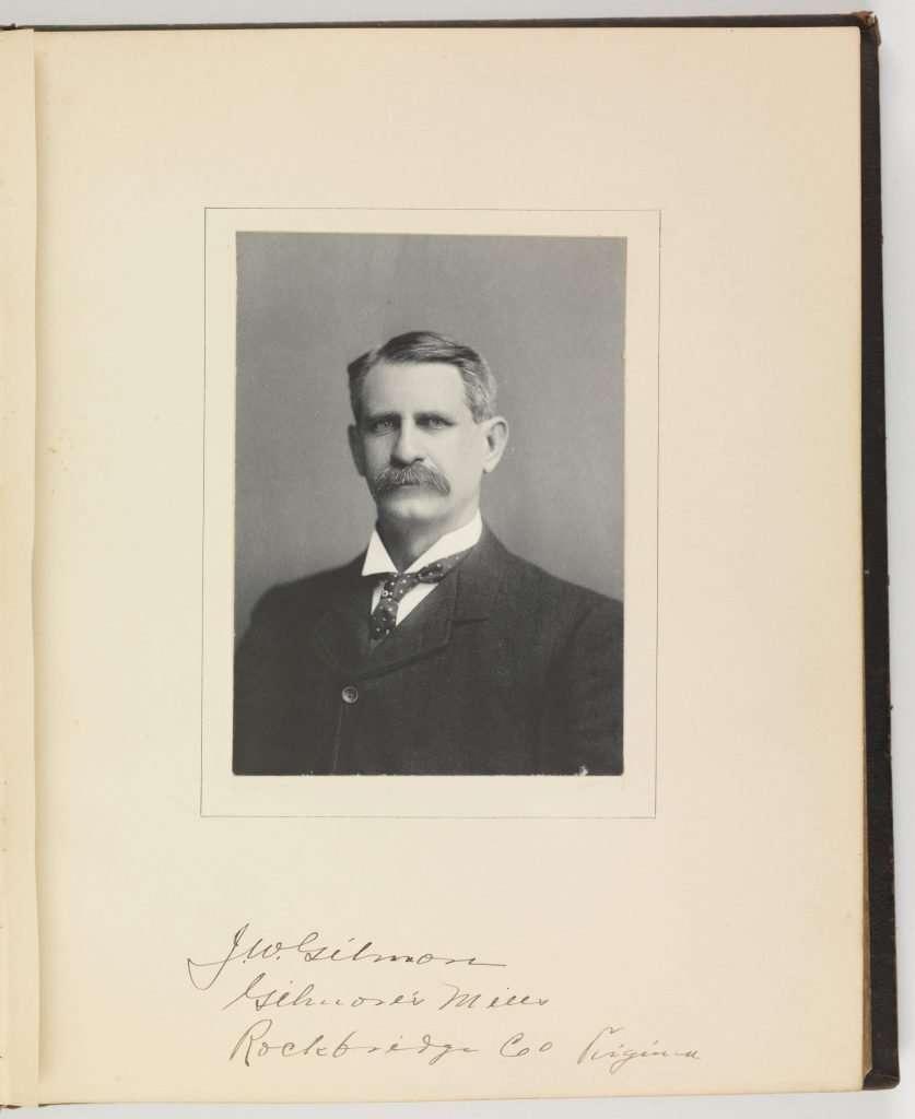 James William Gilmore