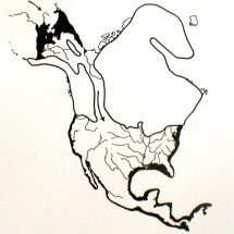 Paleo Beringia Map