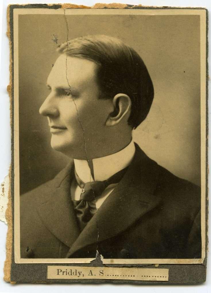 Albert S. Priddy