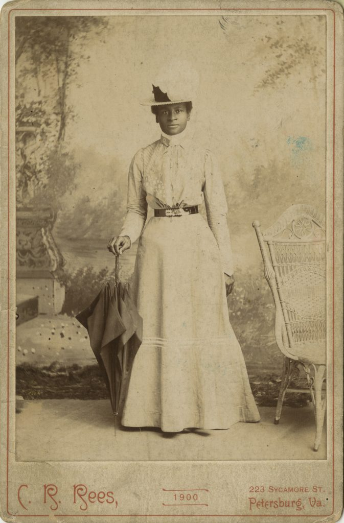 Misidentified Mary Bowser Photograph