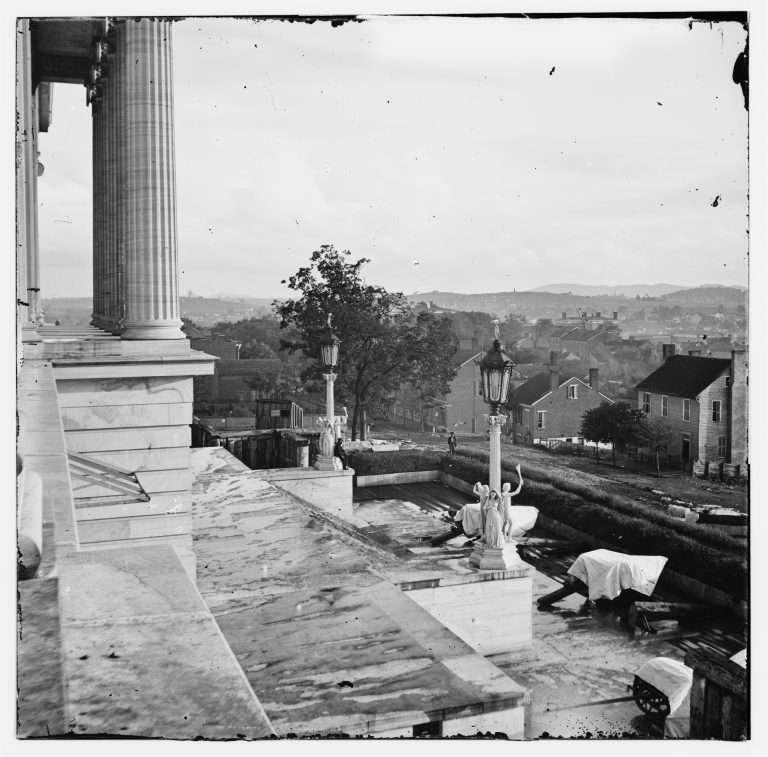 Union Occupation of Nashville