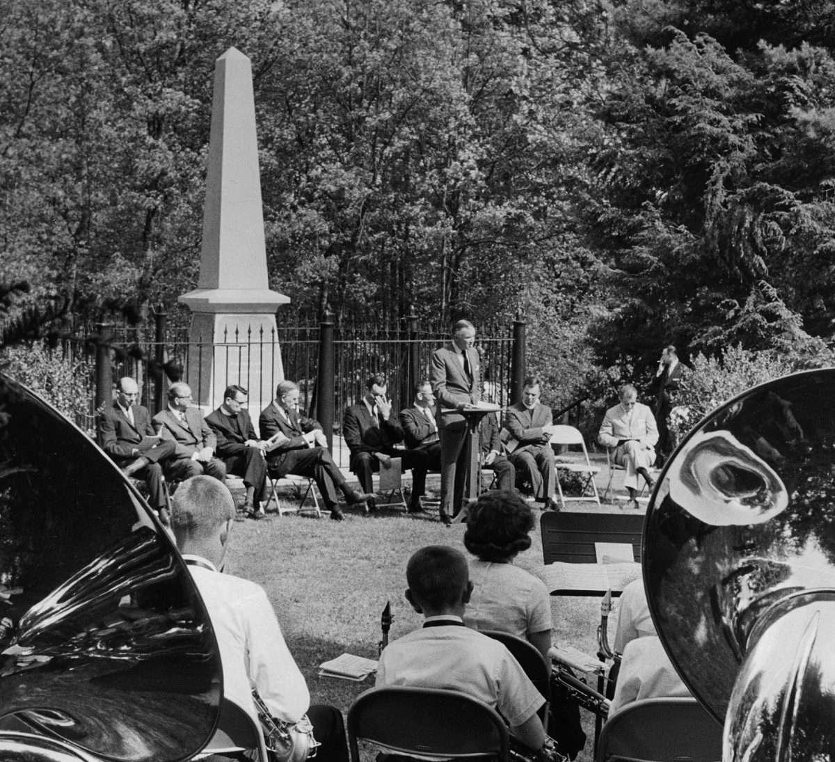 Centennial Commemoration of the Death of Confederate General J. E. B. Stuart