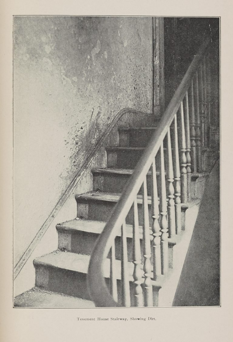 Tenement House Stairway