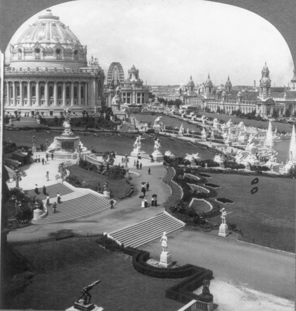 View of Saint Louis World's Fair