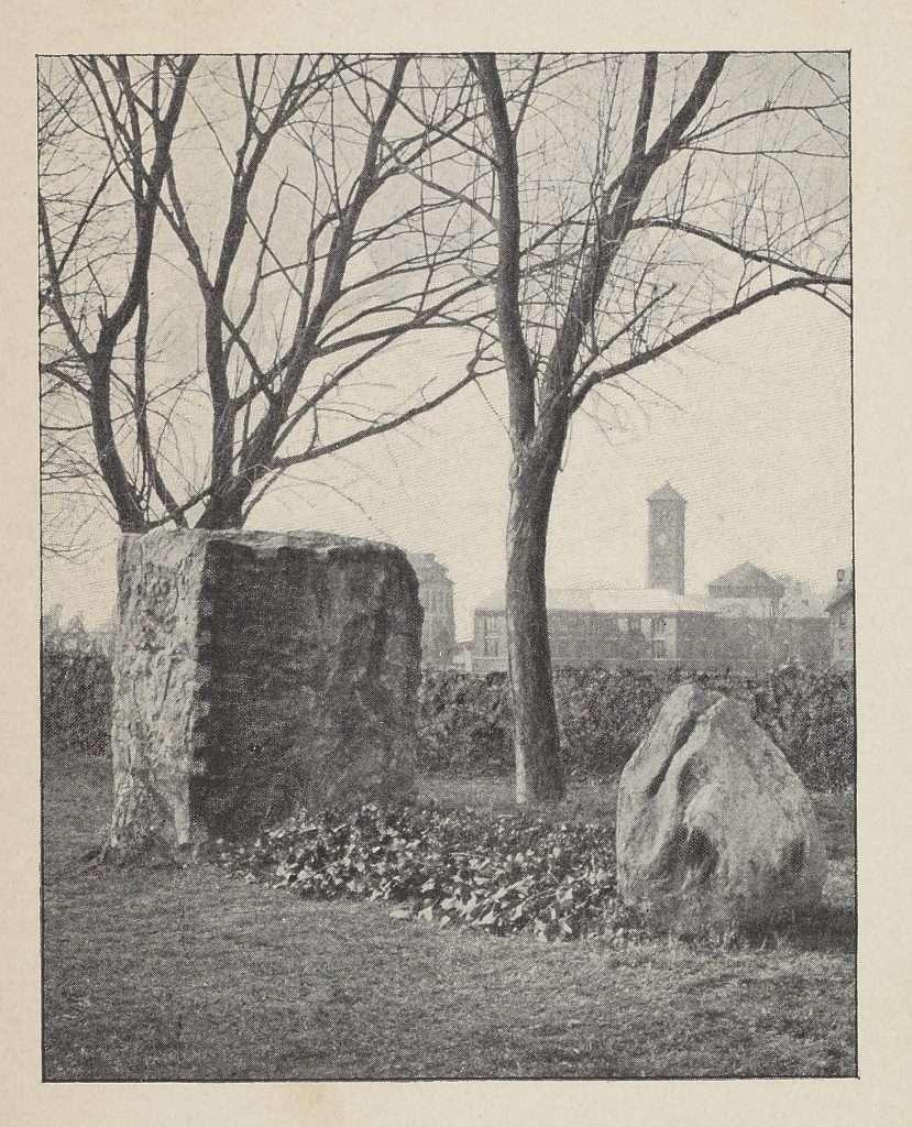 Samuel Chapman Armstrong's Grave