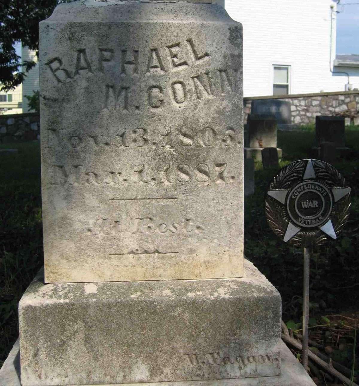 Raphael M. Conn's Grave
