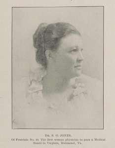 Jones, Sarah Garland Boyd (1866–1905)