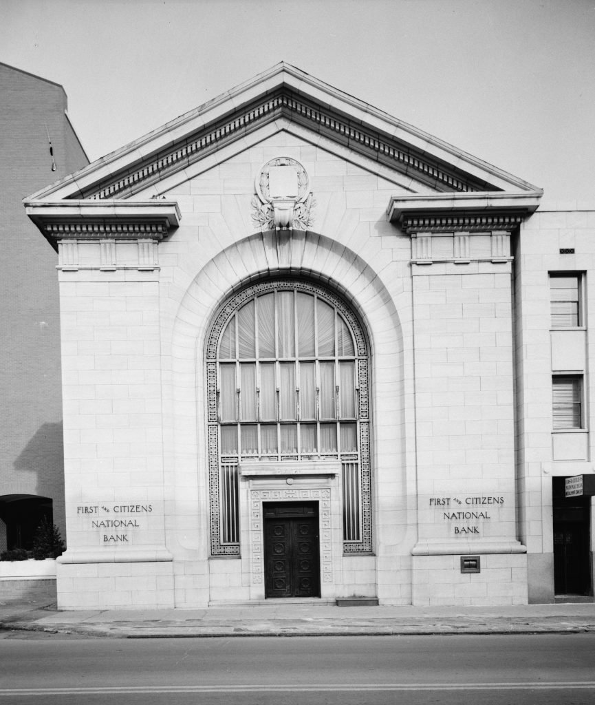 First National Bank in Alexandria