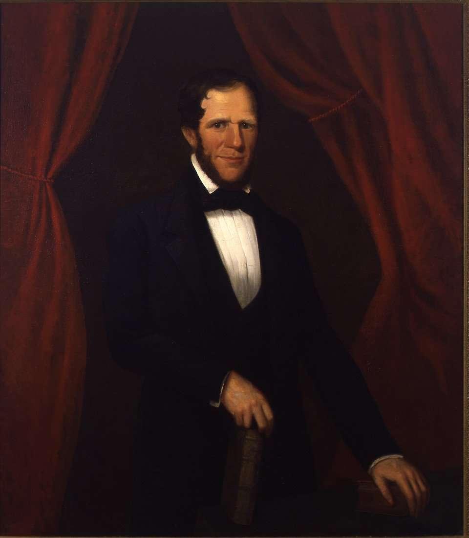 Portrait of Thomas Roderick Dew (1802—1846)