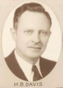 Davis, Harry B. (1893–1987)