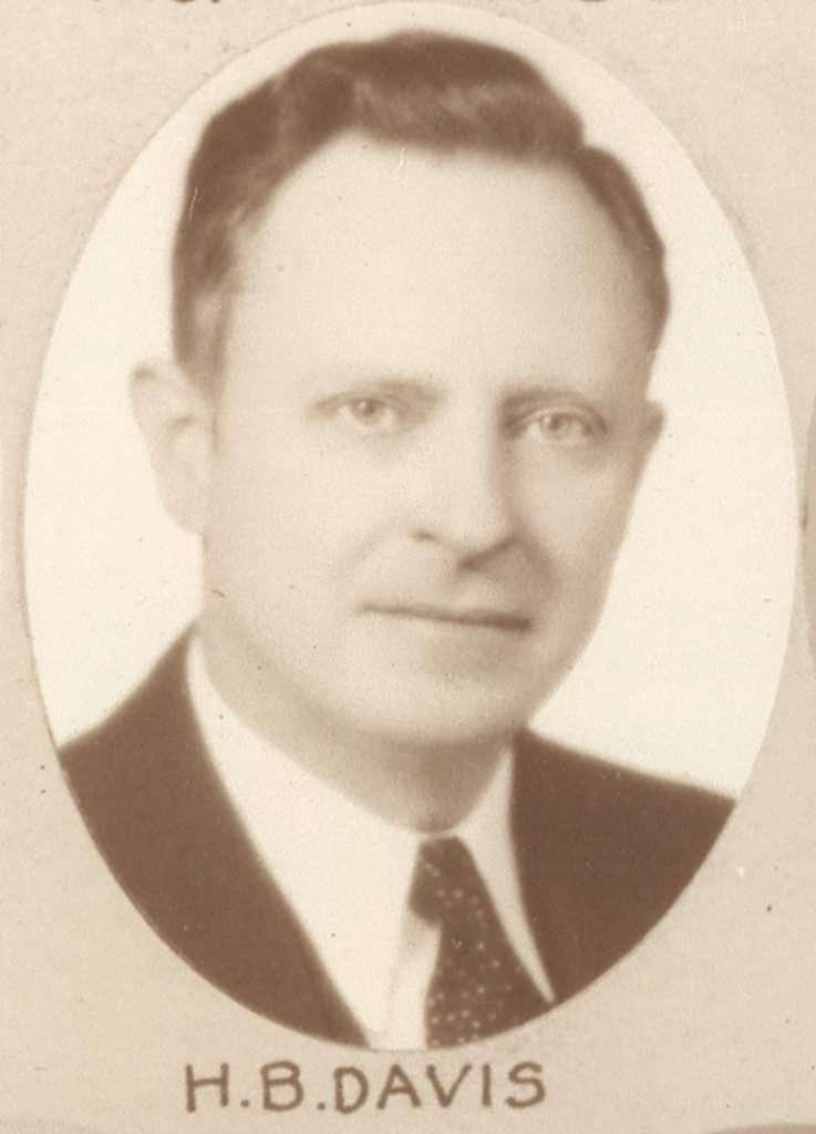 Harry B. Davis