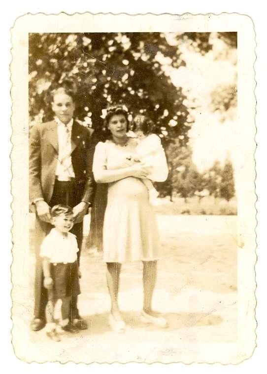 Adkins Family Photo