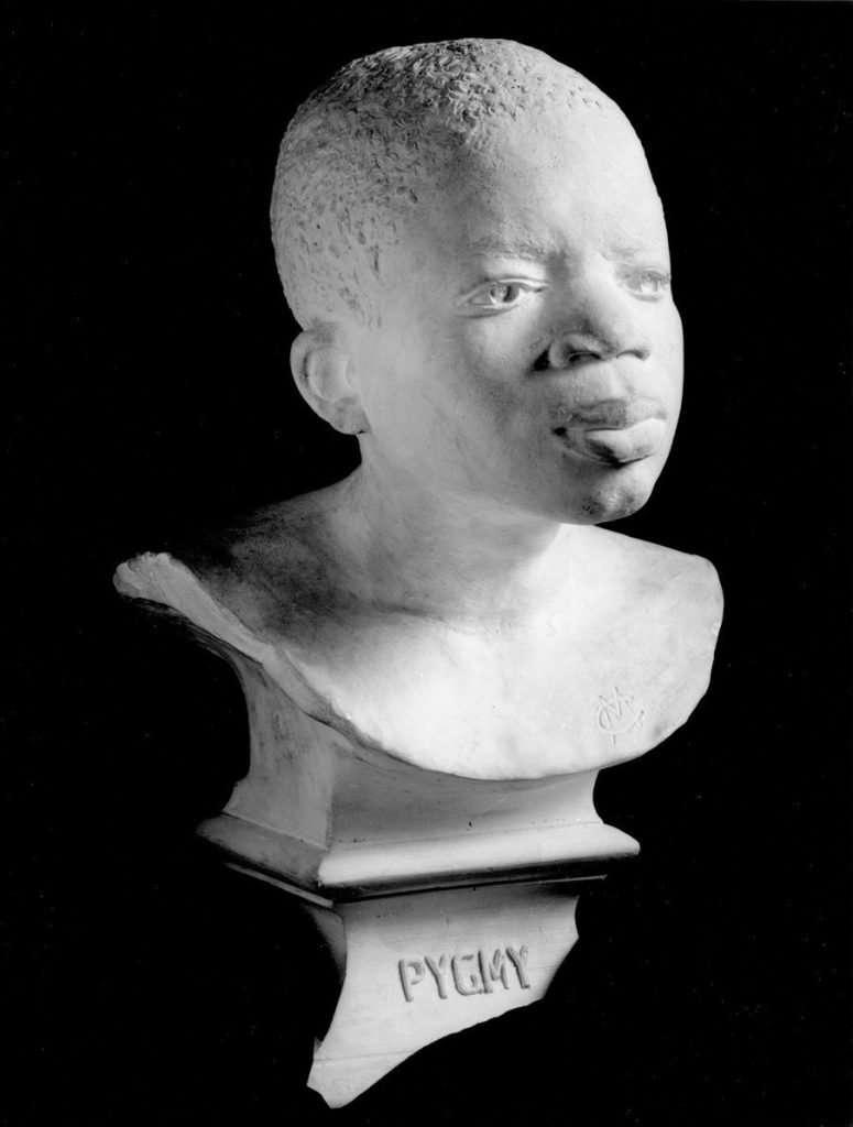 Bust of Ota Benga