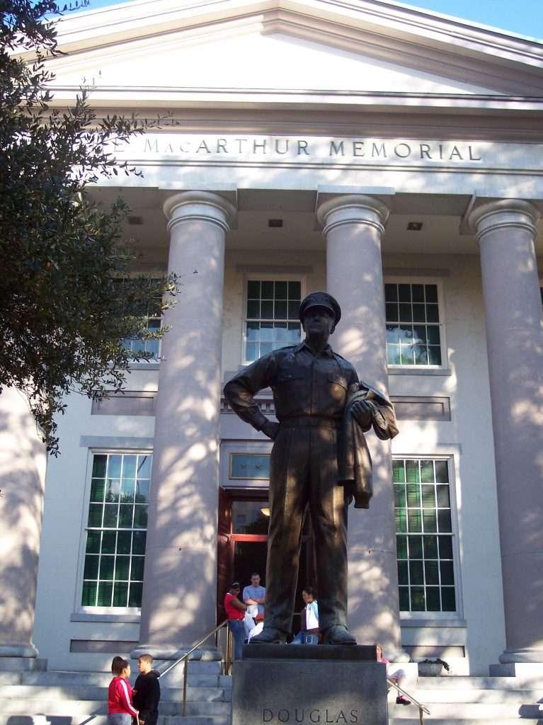 The Douglas MacArthur Memorial