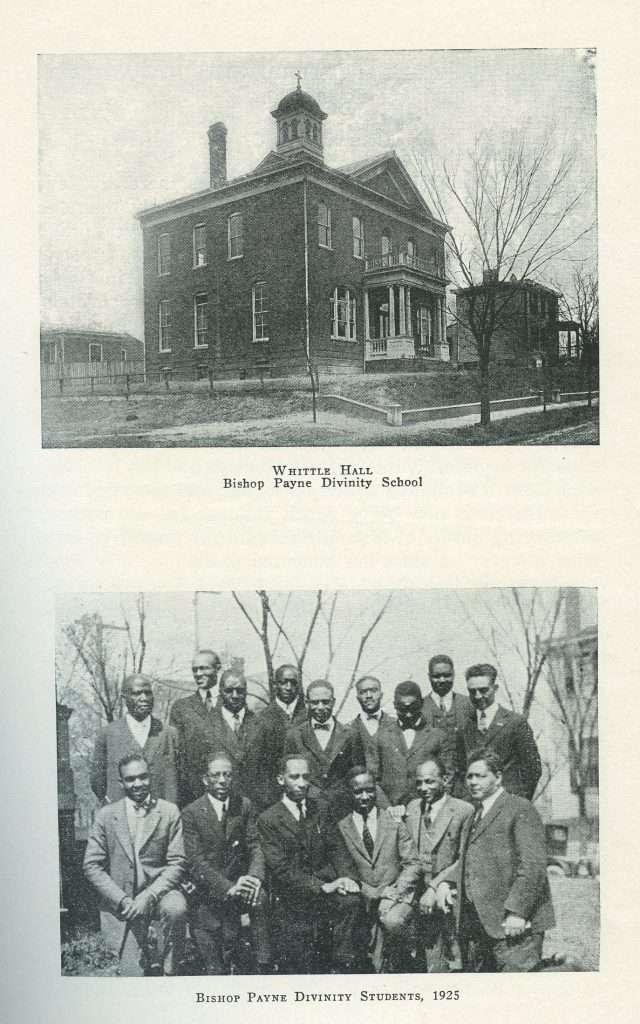 Bishop Payne Divinity School