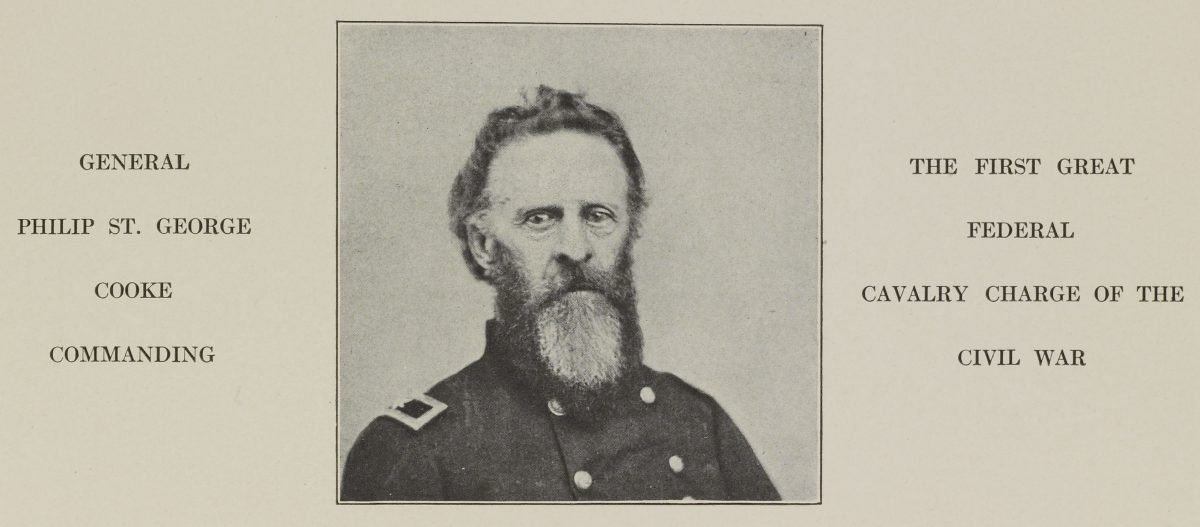 General Philip St. George Cooke