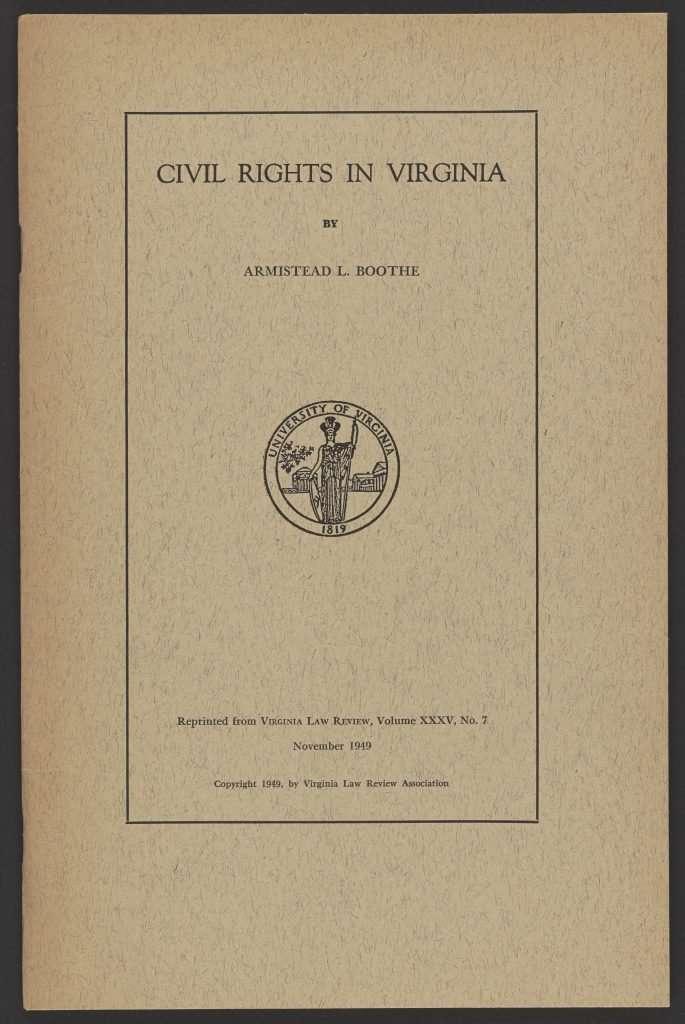 Civil Rights in Virginia