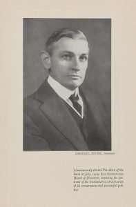Boothe, Gardner L. (1872–1964)