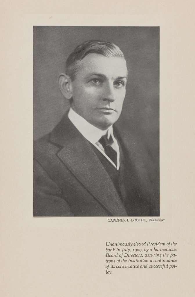 Gardner L. Boothe