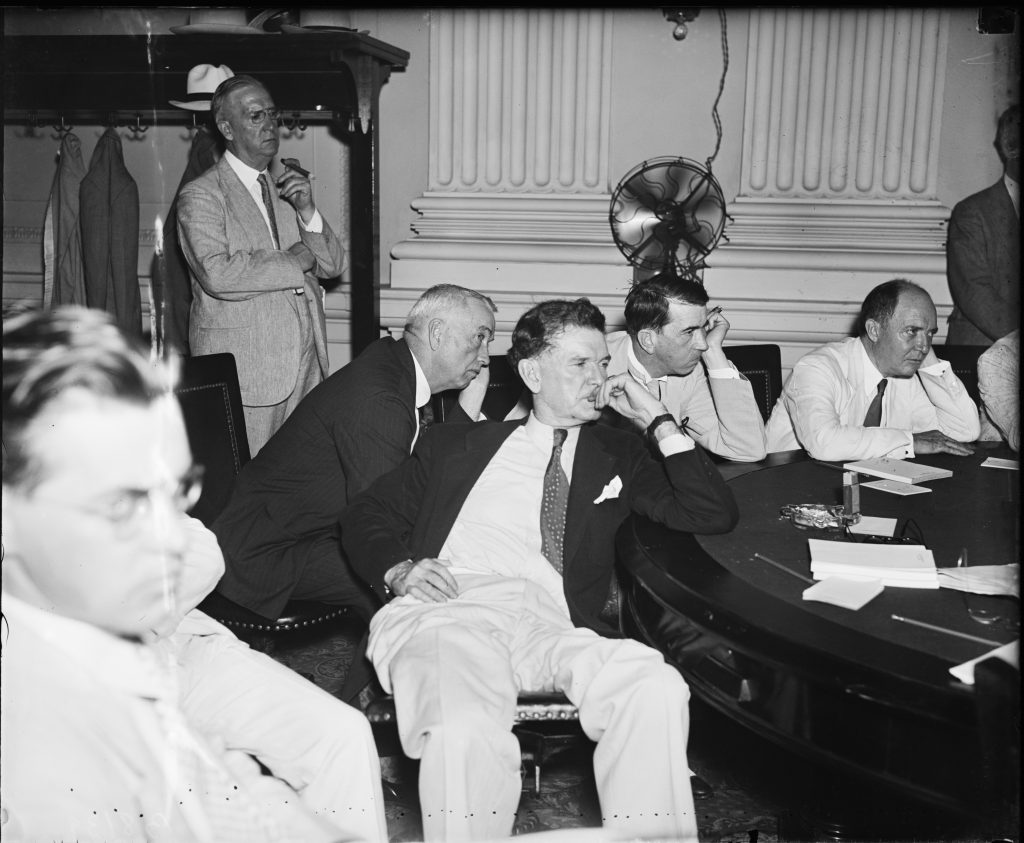 1935 House Rules Committee Investigation