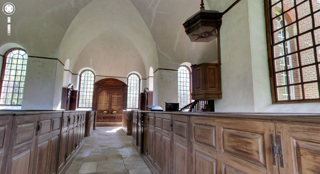 Virtual Tour of Christ Church