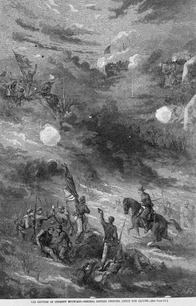 The Capture of Lookout Mountain