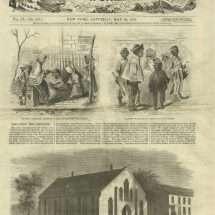 Educating the Freedmen.