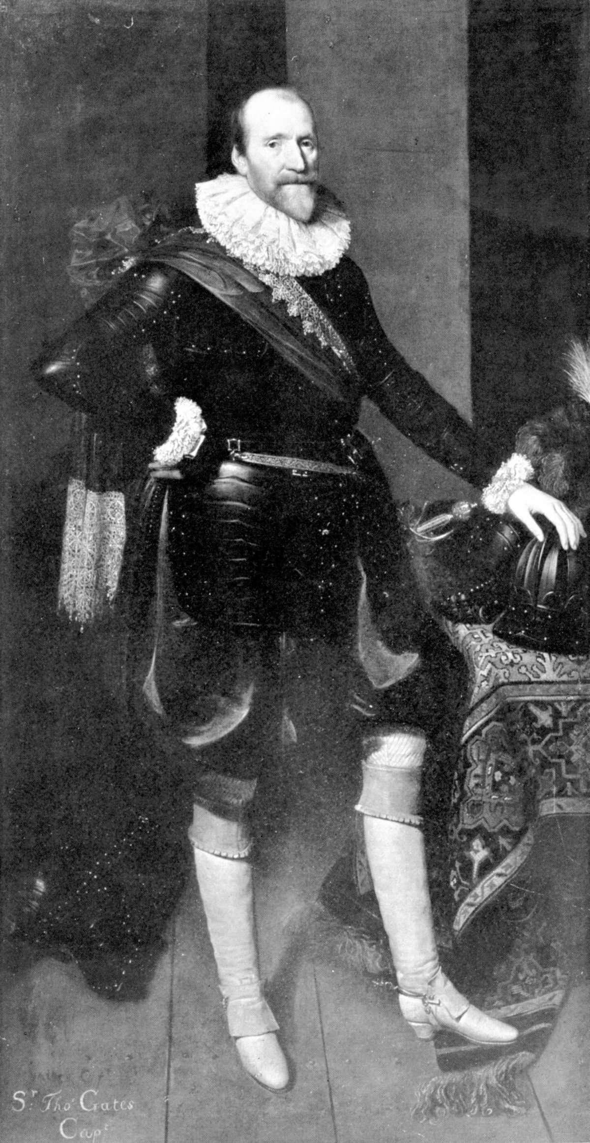 Sir Thomas Gates