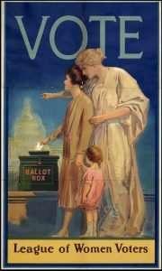 Woman Suffrage in Virginia