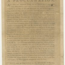 Lord Dunmore's Proclamation