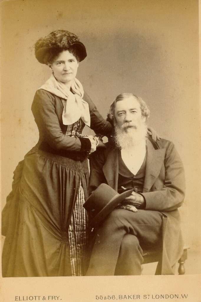 Moncure and Ellen Dana Conway