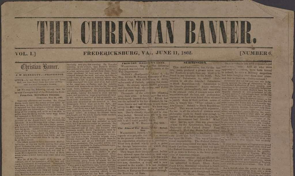 The Christian Banner.