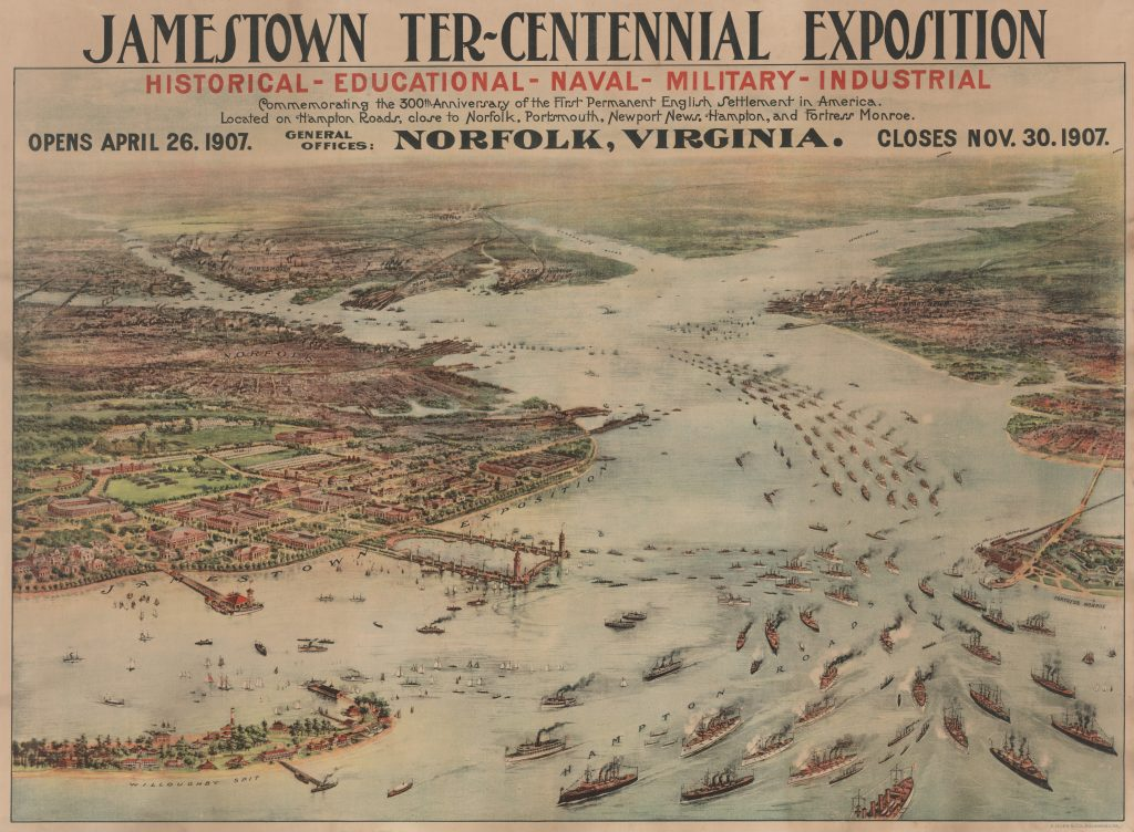 Jamestown Ter-Centennial Exposition
