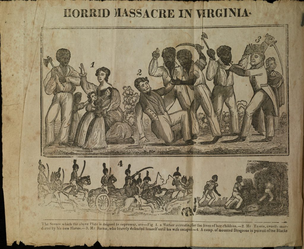 Horrid Massacre in Virginia