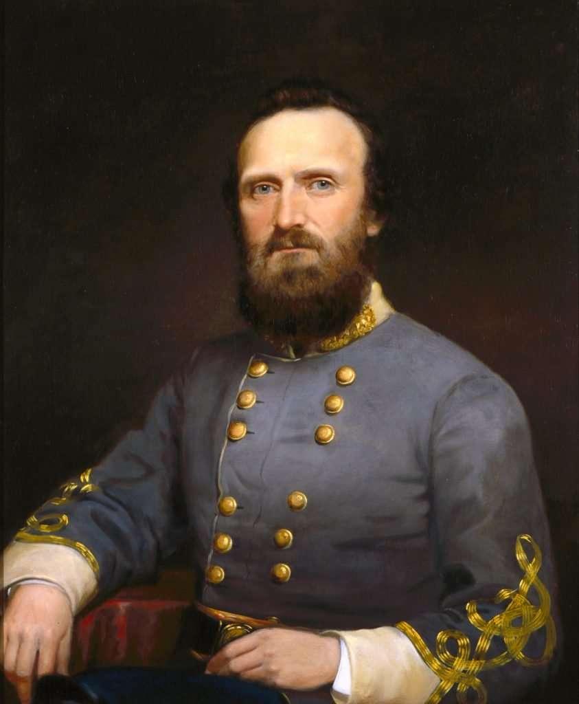 "Portrait of General ""Stonewall"" Jackson"