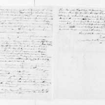 Letter from James Hill to George Washington (December 13