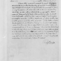 Letter from Thomas Jefferson to William DuVal (June 19