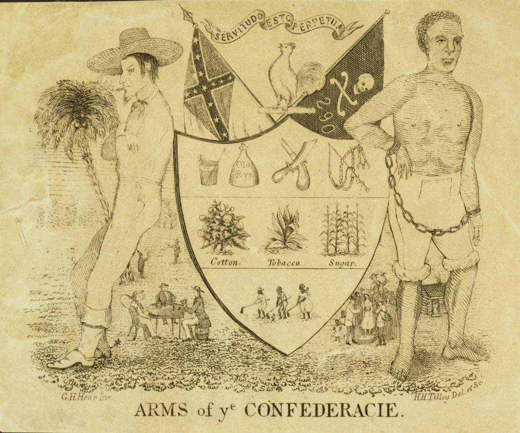 ARMS of ye CONFEDERACIE.