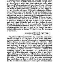 Memoir of the Author by B. B. Minor (1852)