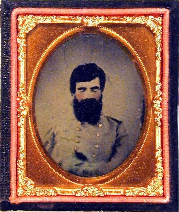 Postmorten Photograph of Turner Ashby