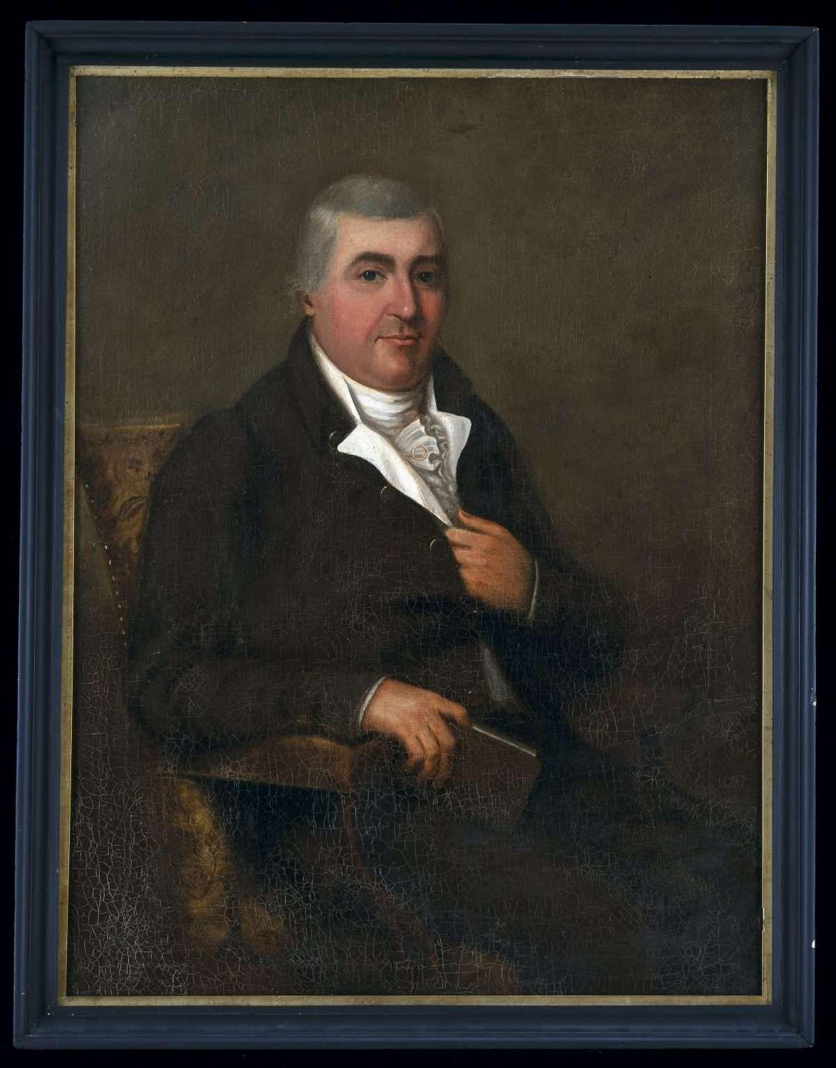 Nathaniel Burwell (1750—1814)