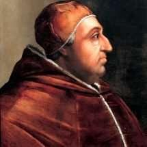 Portrait of Pope Alexander VI