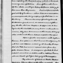 Letter from George Washington to John Hancock (December 31