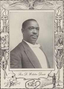 Davis, D. Webster (1862–1913)