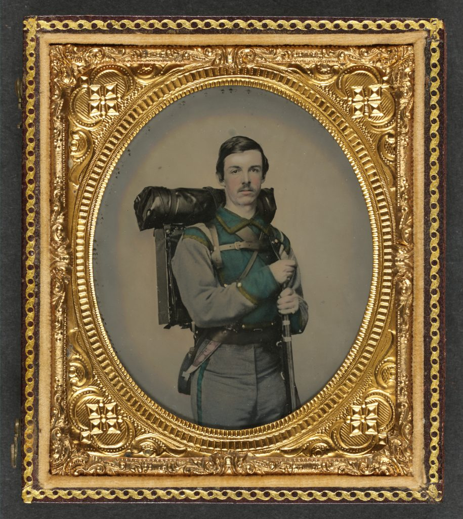 Member of the Lynchburg Rifles