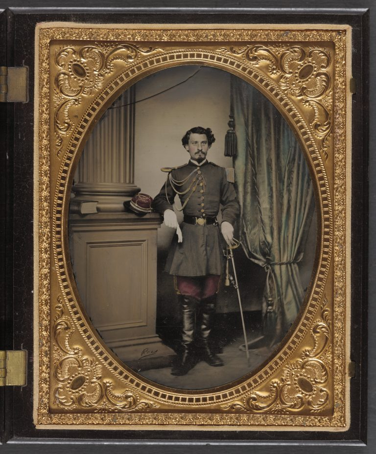 Unidentified Confederate Officer