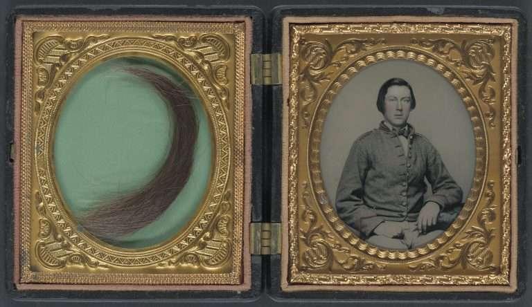 Confederate Private William Savage Moore