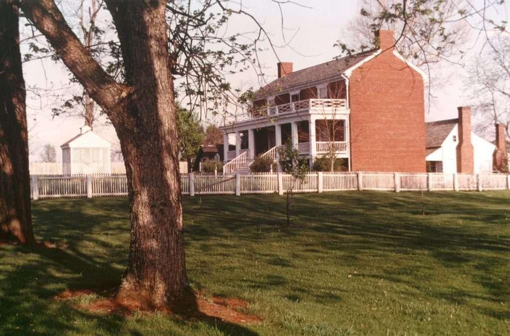 Wilmer McLean House